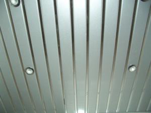 Алюминиевые подвесные потолки — легкие конструкции для экстремальных условий