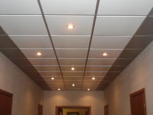 Фото: Устройство подвесных потолков