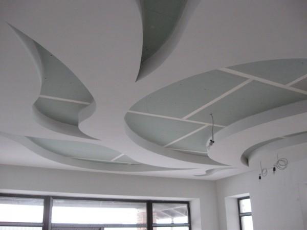 Подвесной потолок Кнауф — немецкое качество по доступной цене