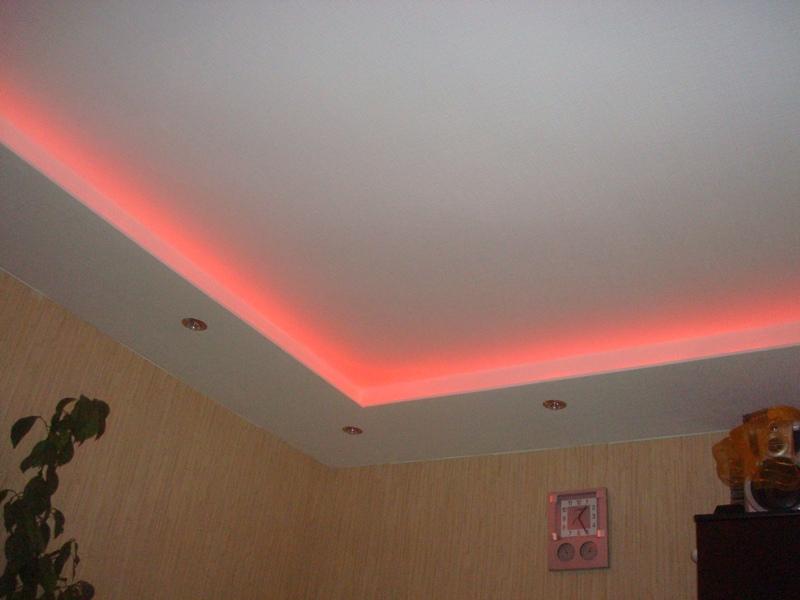 Фото: Применение подсветки
