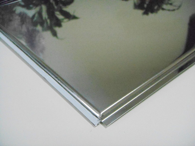 Фото: Алюминиевые панели