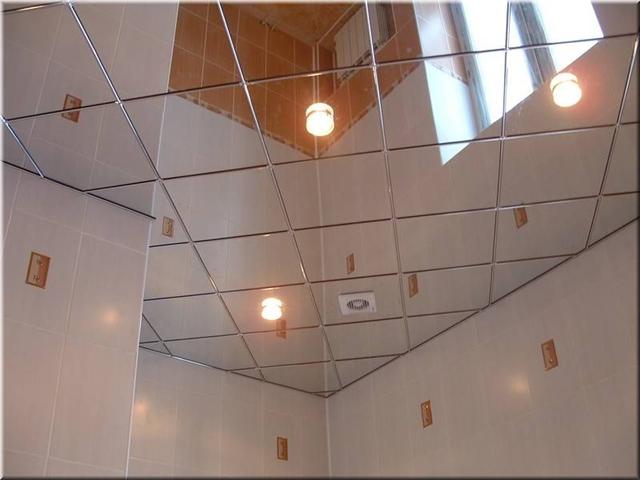 Фото: Зеркальные покрытия