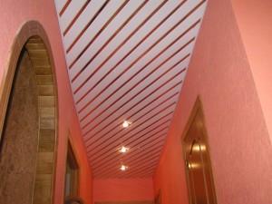 Подвесные потолки «Бард» — создание красивой и ровной поверхности из реек