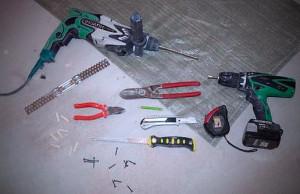 Фото: Инструменты для работы
