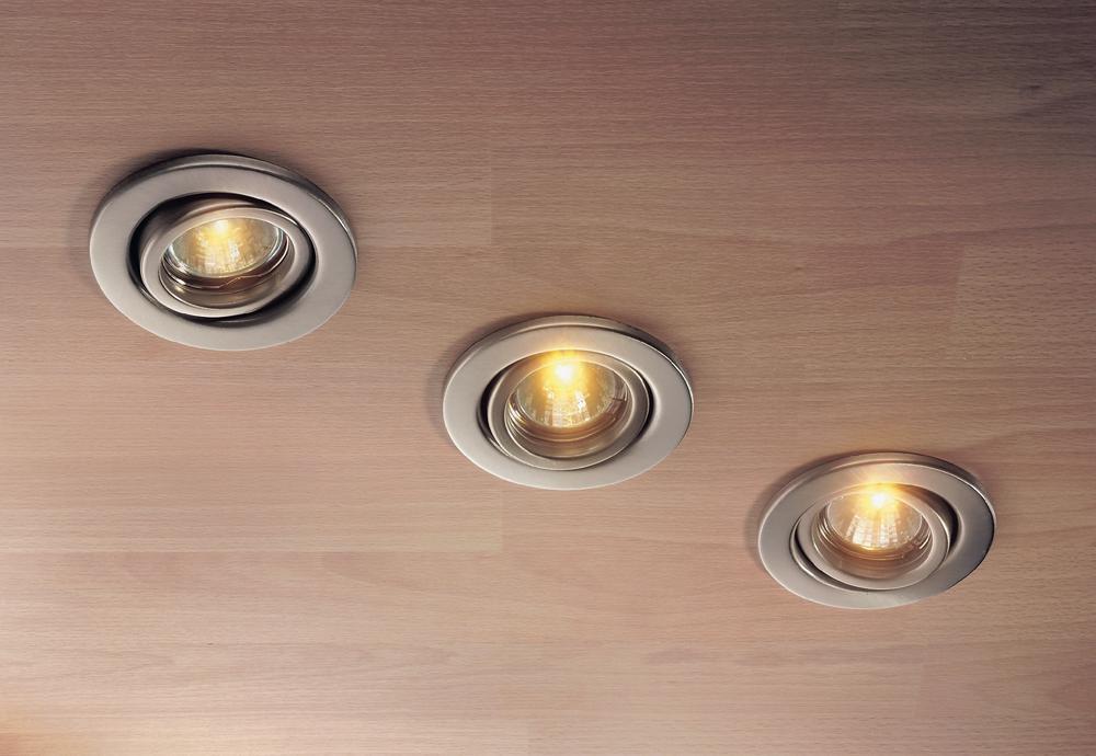 Фото: Точечные светильники