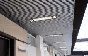 Фото: Подвесной потолок Албес