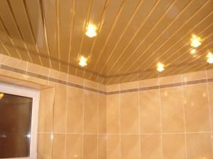 Панели для подвесного потолка: какие лучше выбрать?